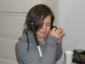 Listening to Audio Recording