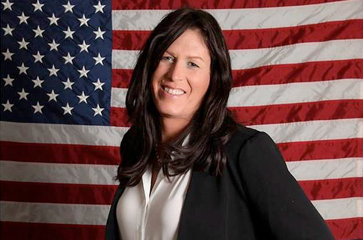 Luncheon with Special Guest Kristin Beck