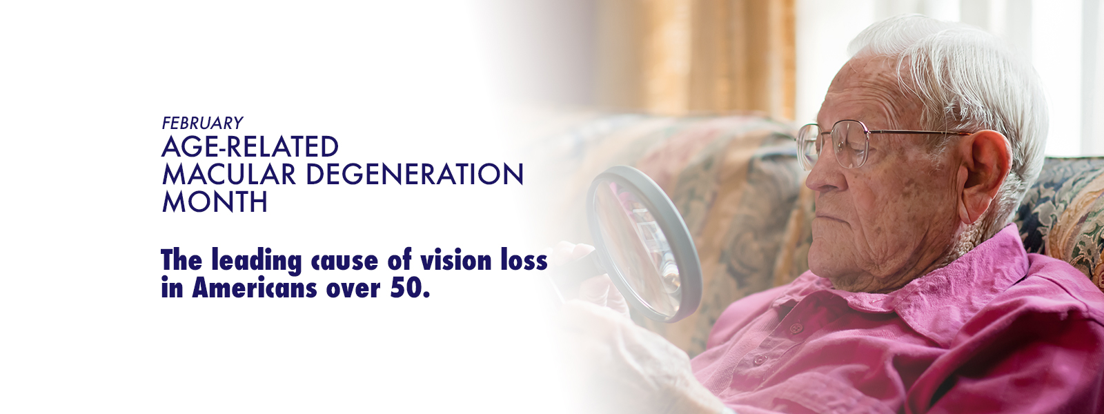 Age-Related Macular Degeneration Month