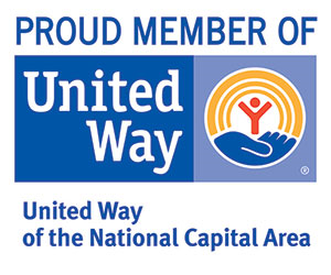The logo of the United Way of the National Capital Area